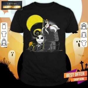 Friends Of Nightmare Jack Ghost Halloween Day Shirt