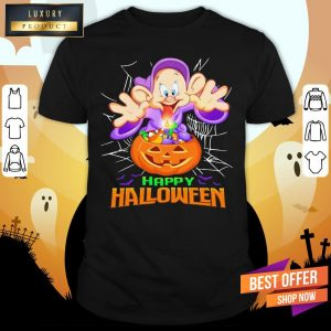 Happy Halloween Dopey Dwarf Witch Shirt