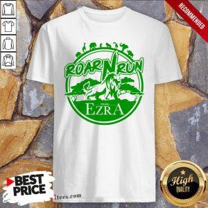 Hot Roar Run team Ezra Shirt