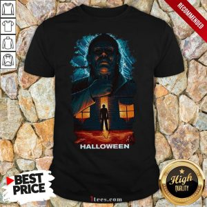 Michael Myers Matthias Hanutko En Talenthouse Halloween Shirt