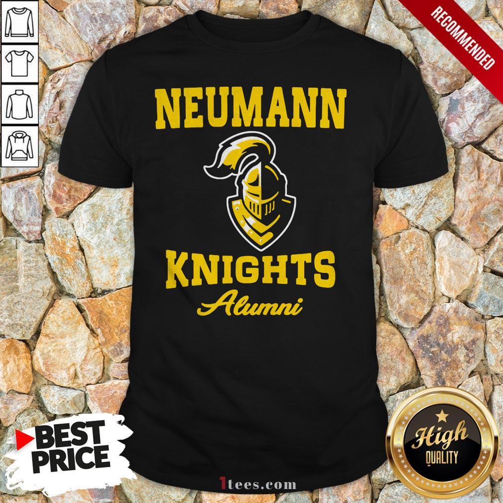 Viking Neumann Knights Alumni Shirt