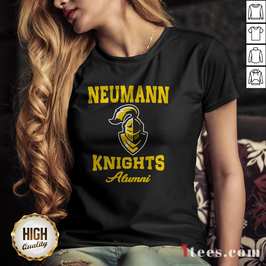 Viking Neumann Knights Alumni V-neck
