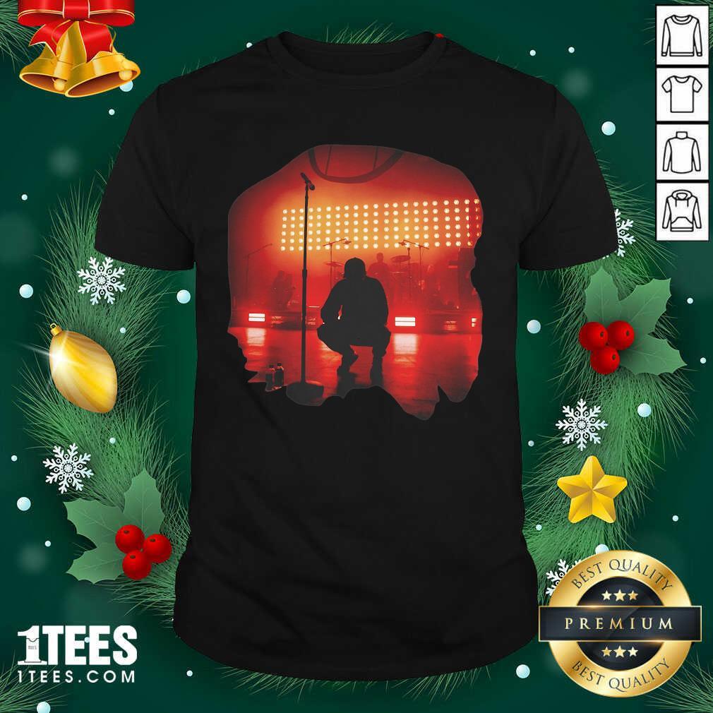 Live From London Livestream Crew Shirt- Design By 1Tees.com