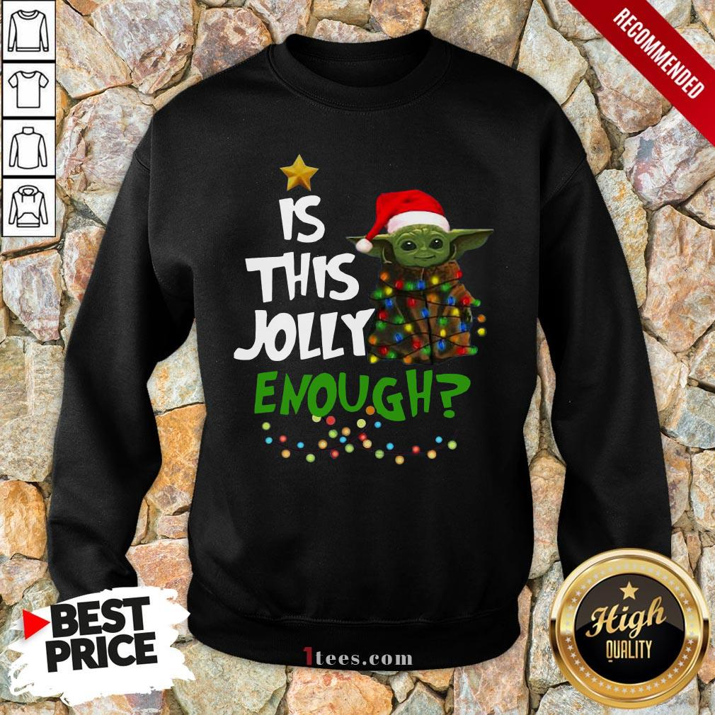 Nice Christmas Exotic Cat Is This Jolly Enough Santa Sweatshirt Design By T-shirtbear.com