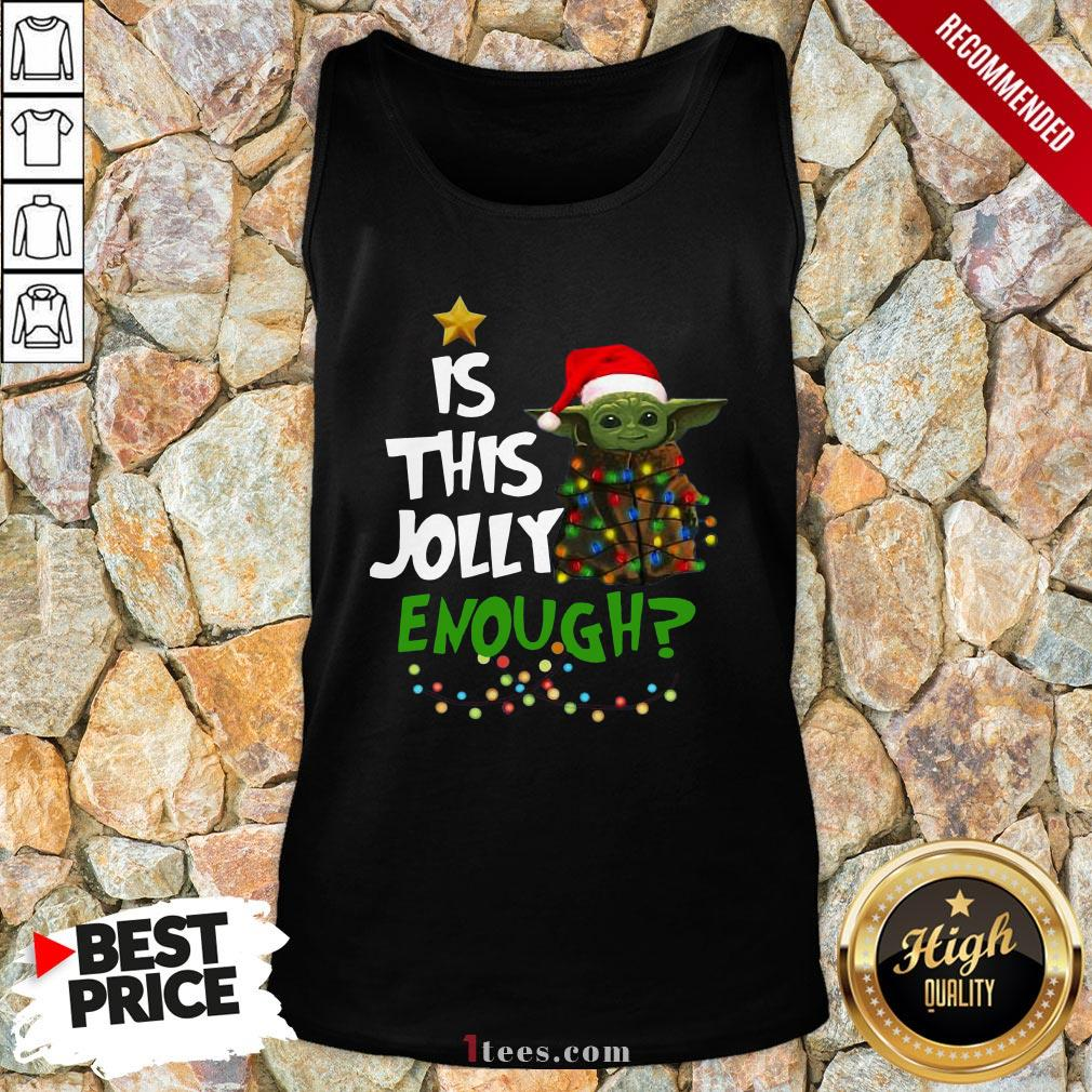 Nice Christmas Exotic Cat Is This Jolly Enough Santa Tank Top Design By T-shirtbear.com