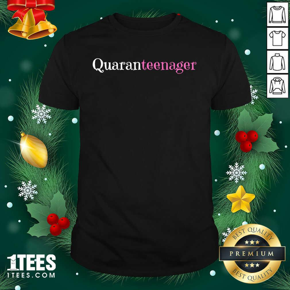 Quaranteen 13th Birthday A Teenager Shirt- Design By 1Tees.com
