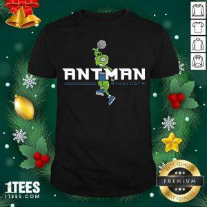 Ant Man Minnesota Basketball Shirt - Design By 1tees.com
