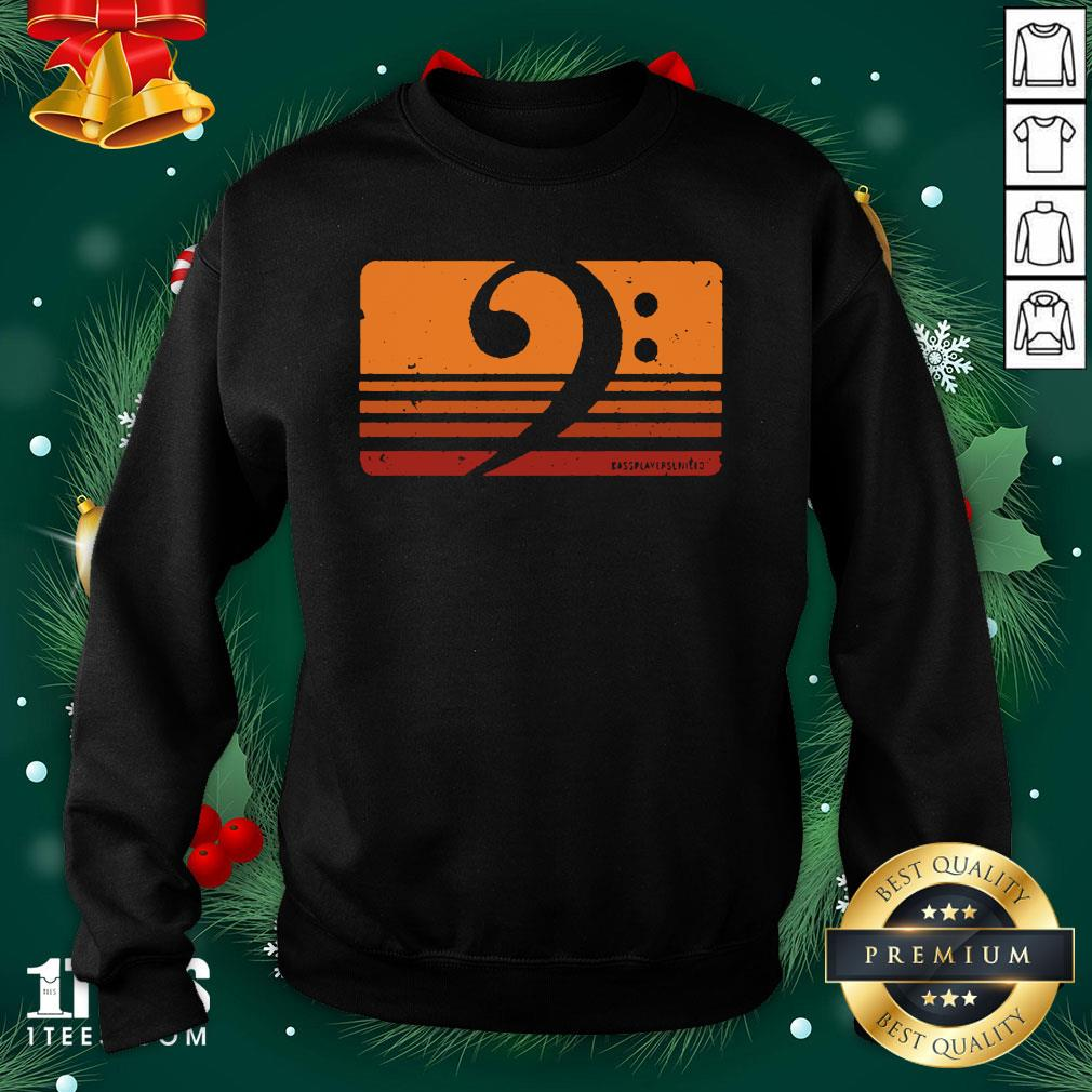 Perfect Guitar Bass Players United Vintage Sweatshirt - Design By 1tee.com