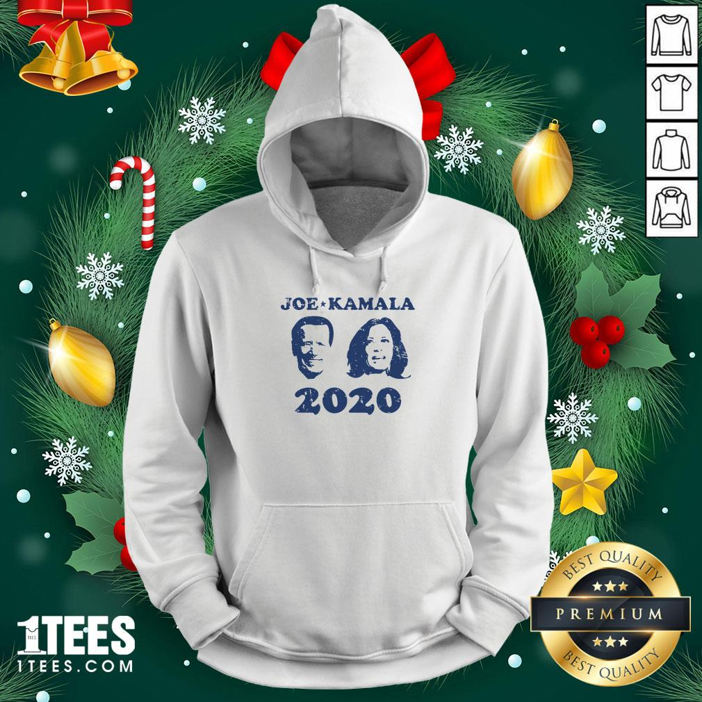 Premium Joe Biden Kamala Harris President 2020 Hoodie
