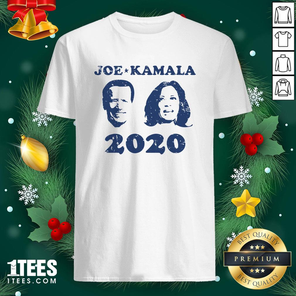 Premium Joe Biden Kamala Harris President 2020 Shirt