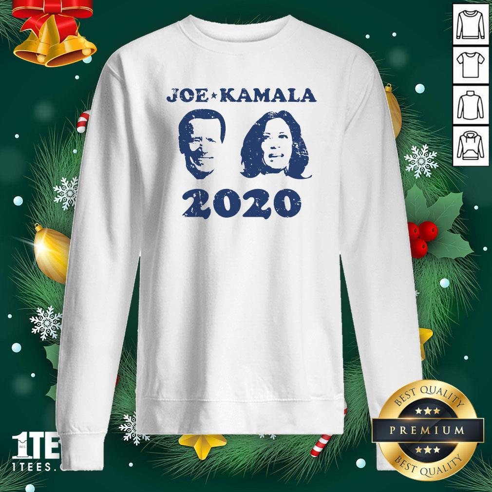 Premium Joe Biden Kamala Harris President 2020 Sweatshirt