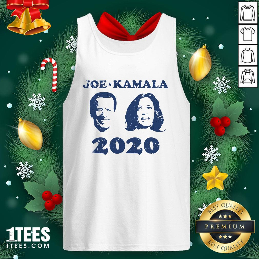 Premium Joe Biden Kamala Harris President 2020 Tank Top