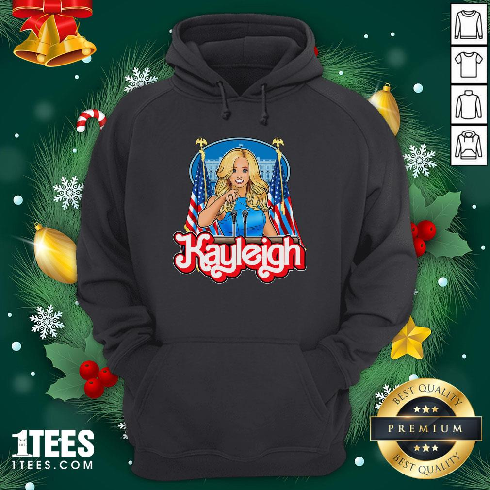 Pretty Kayleigh Barbie Hoodie - Design By 1tee.com