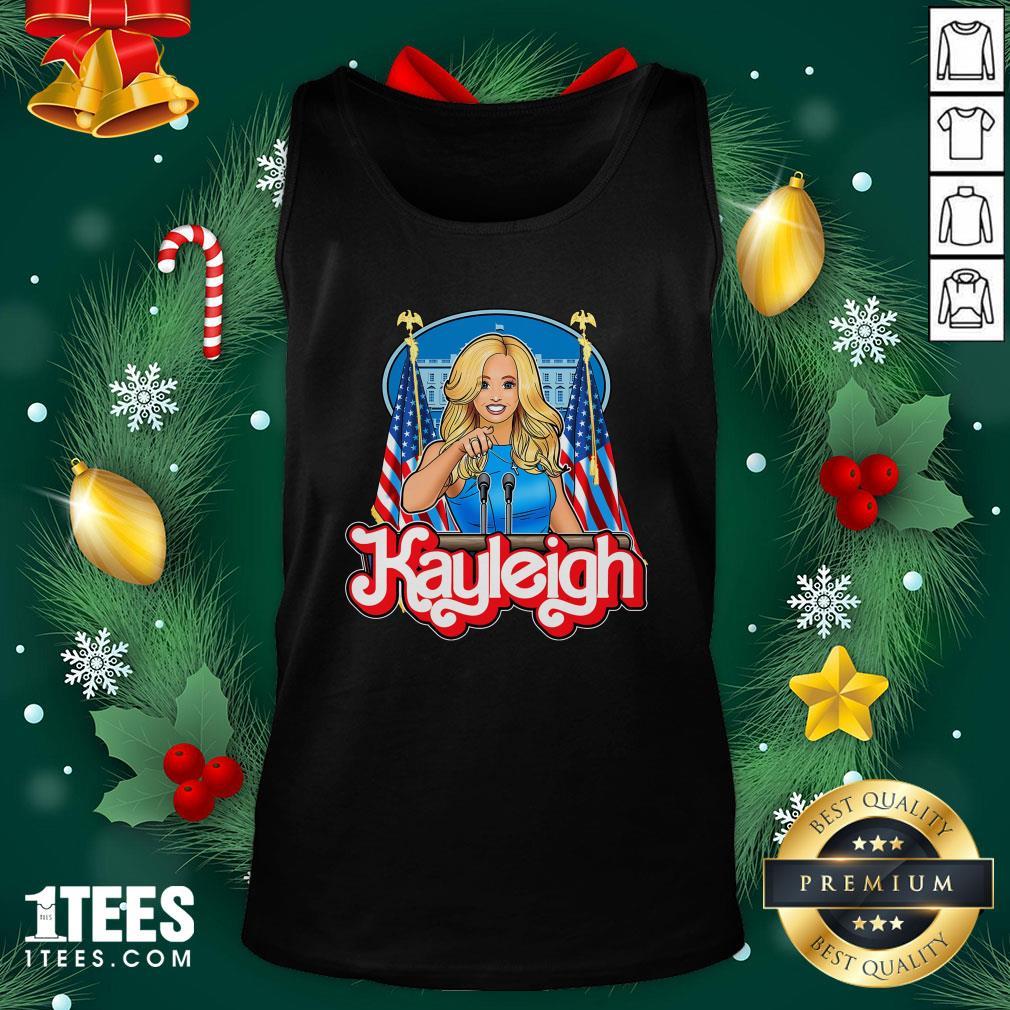 Pretty Kayleigh Barbie Tank Top - Design By 1tee.com