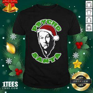 Psycho Santa Christmas Shirt- Design By 1Tees.com