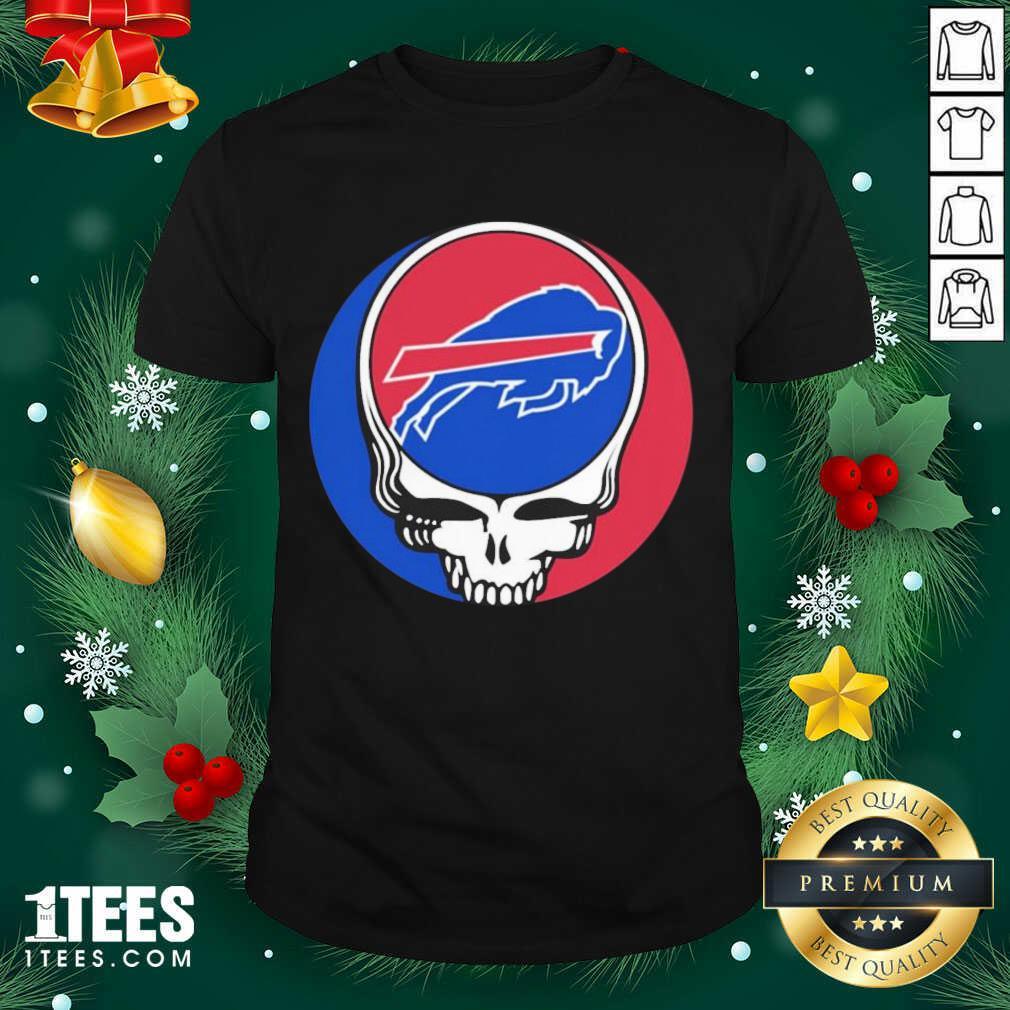 Grateful Dead Buffalo Bills Shirt- Design By 1tees.com