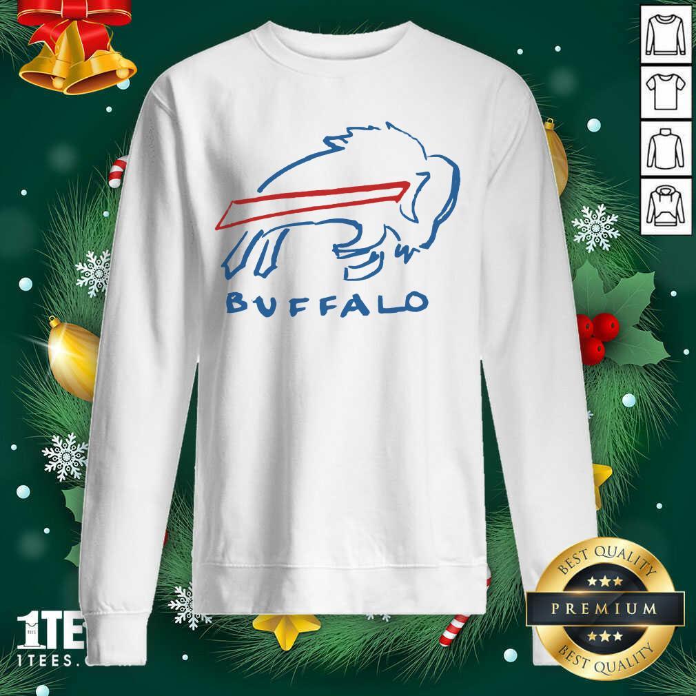 Buffalo Bills Sweatshirt- Design By 1Tees.com