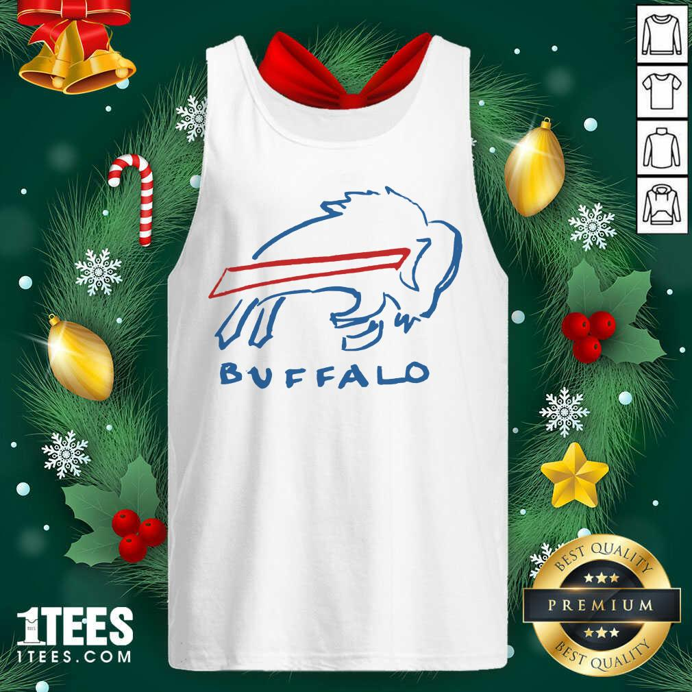 Buffalo Bills Tank Top- Design By 1Tees.com