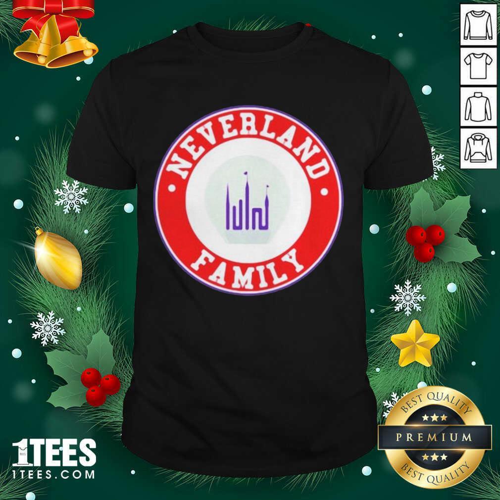 Gidle Neverland Family Logo Emblem Shirt- Design By 1Tees.com