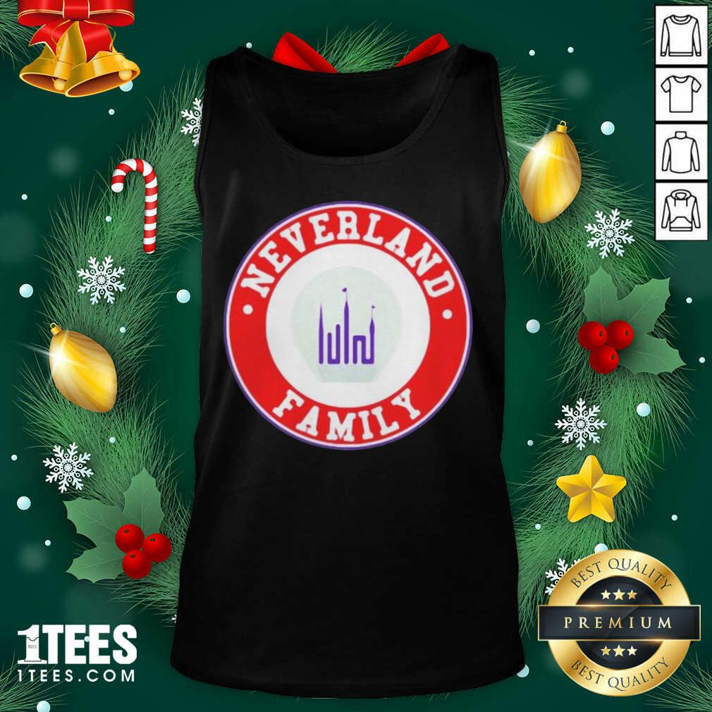 Gidle Neverland Family Logo Emblem Tank Top- Design By 1Tees.com