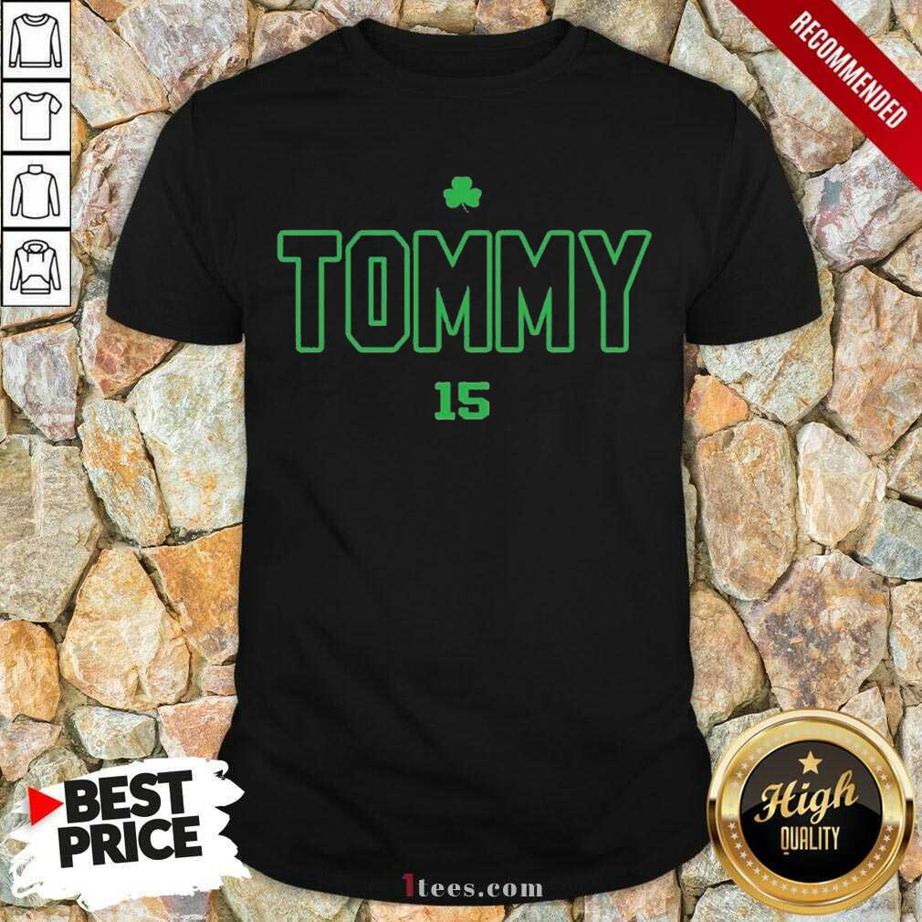 Tommy Tribute 15 Shirt- Design By 1Tees.com