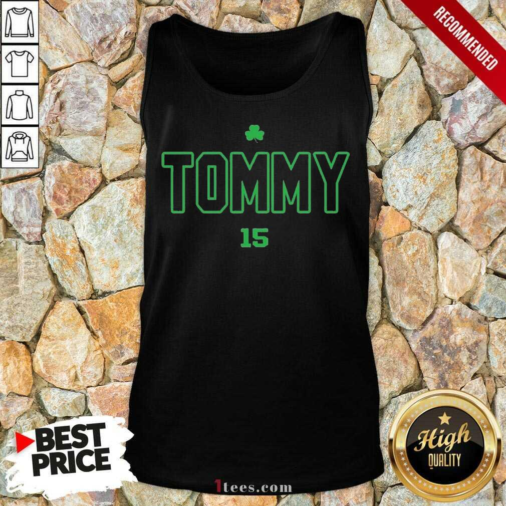 Tommy Tribute 15 Tank Top- Design By 1Tees.com