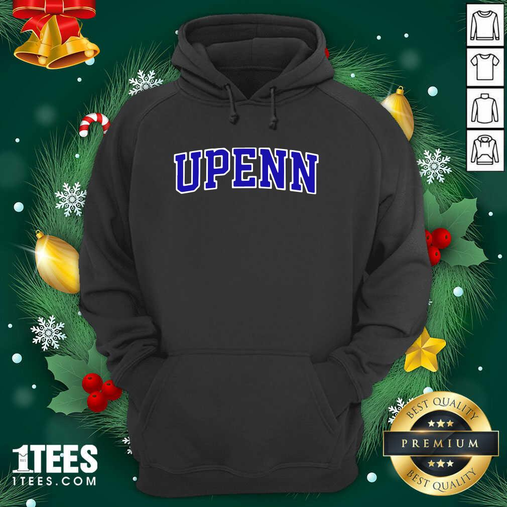 University Of Upenn Hoodie- Design By 1Tees.com