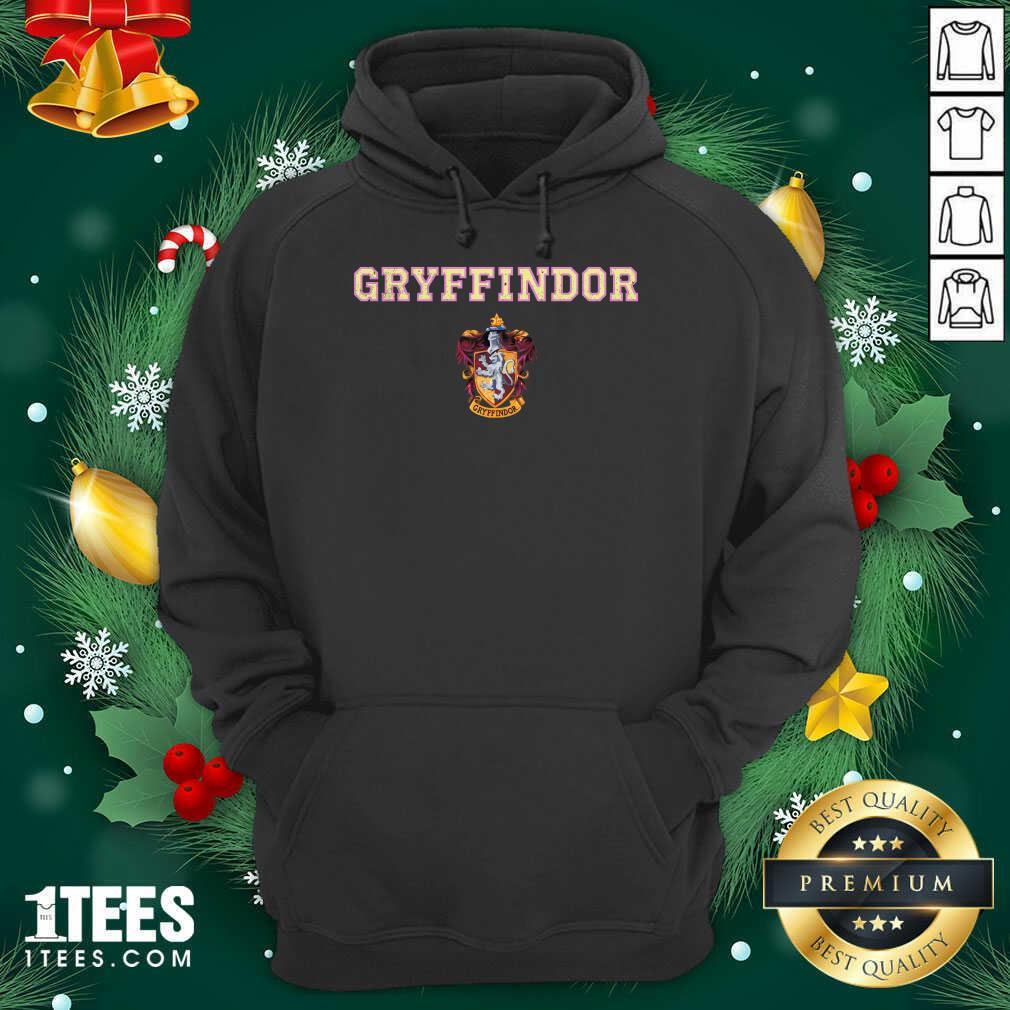 Gryffindor Hoodie- Design By 1Tees.com