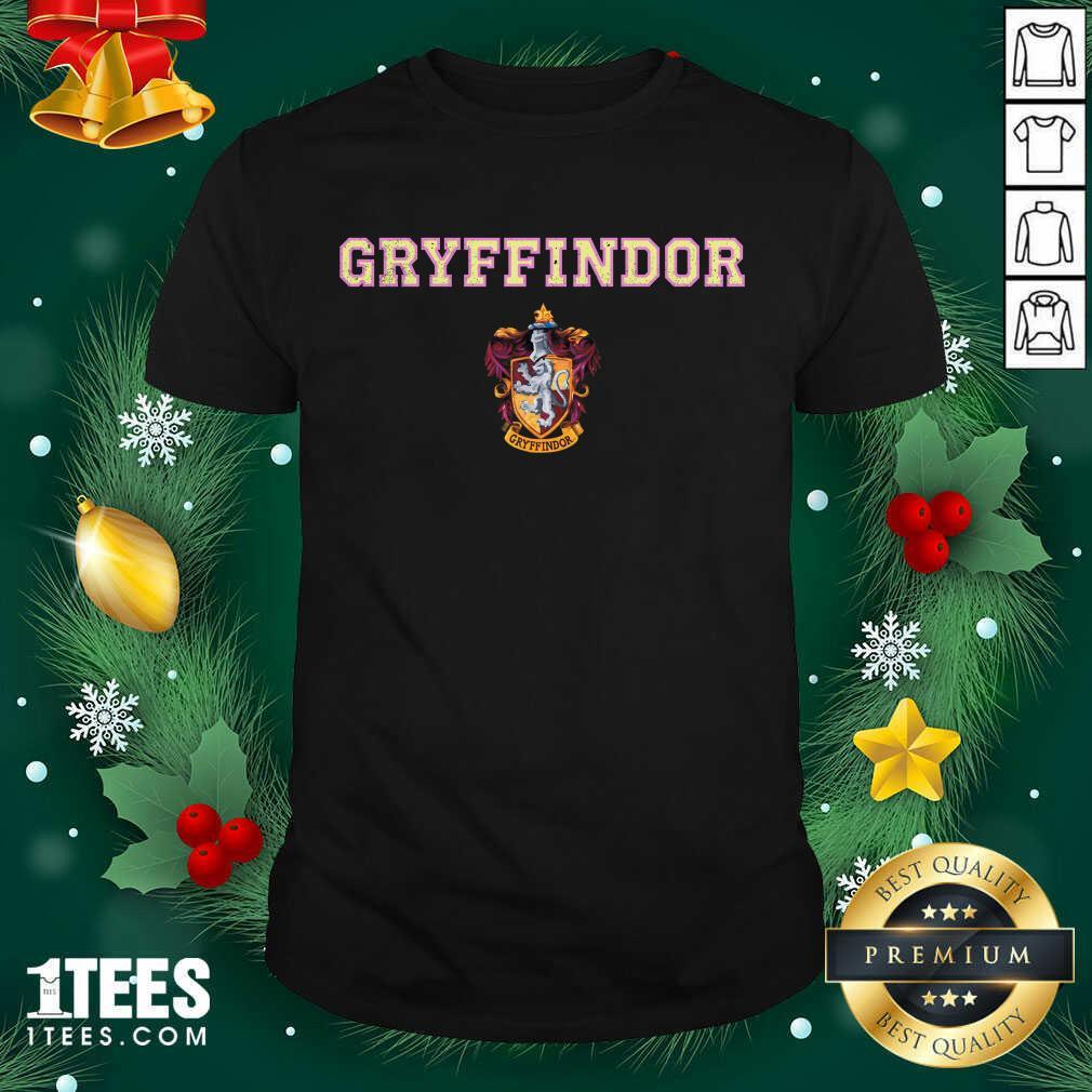 Gryffindor Shirt- Design By 1tees.com