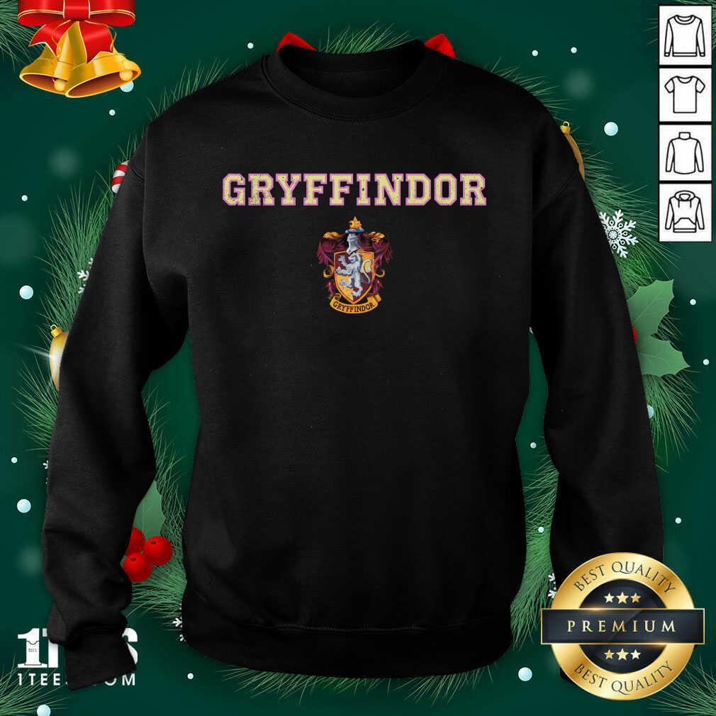 Gryffindor Sweatshirt- Design By 1tees.com
