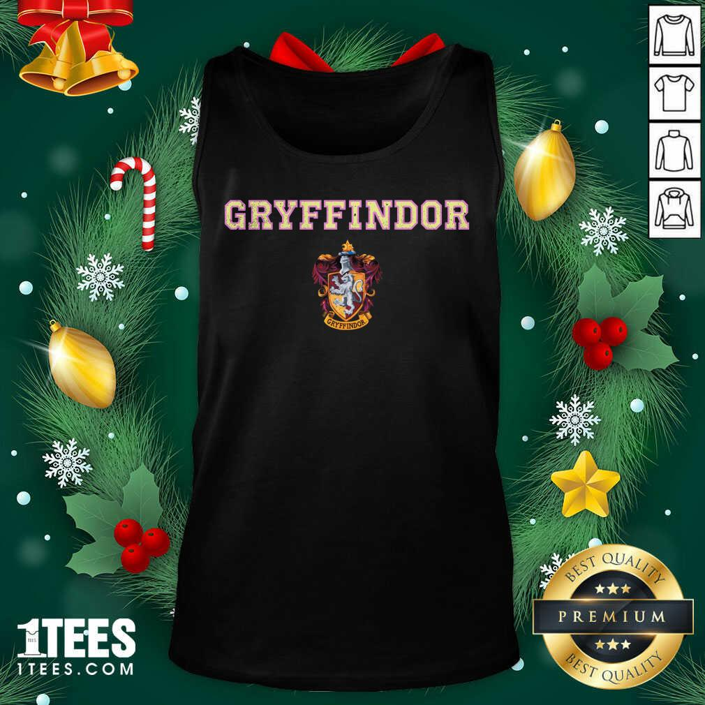 Gryffindor Tank Top- Design By 1tees.com