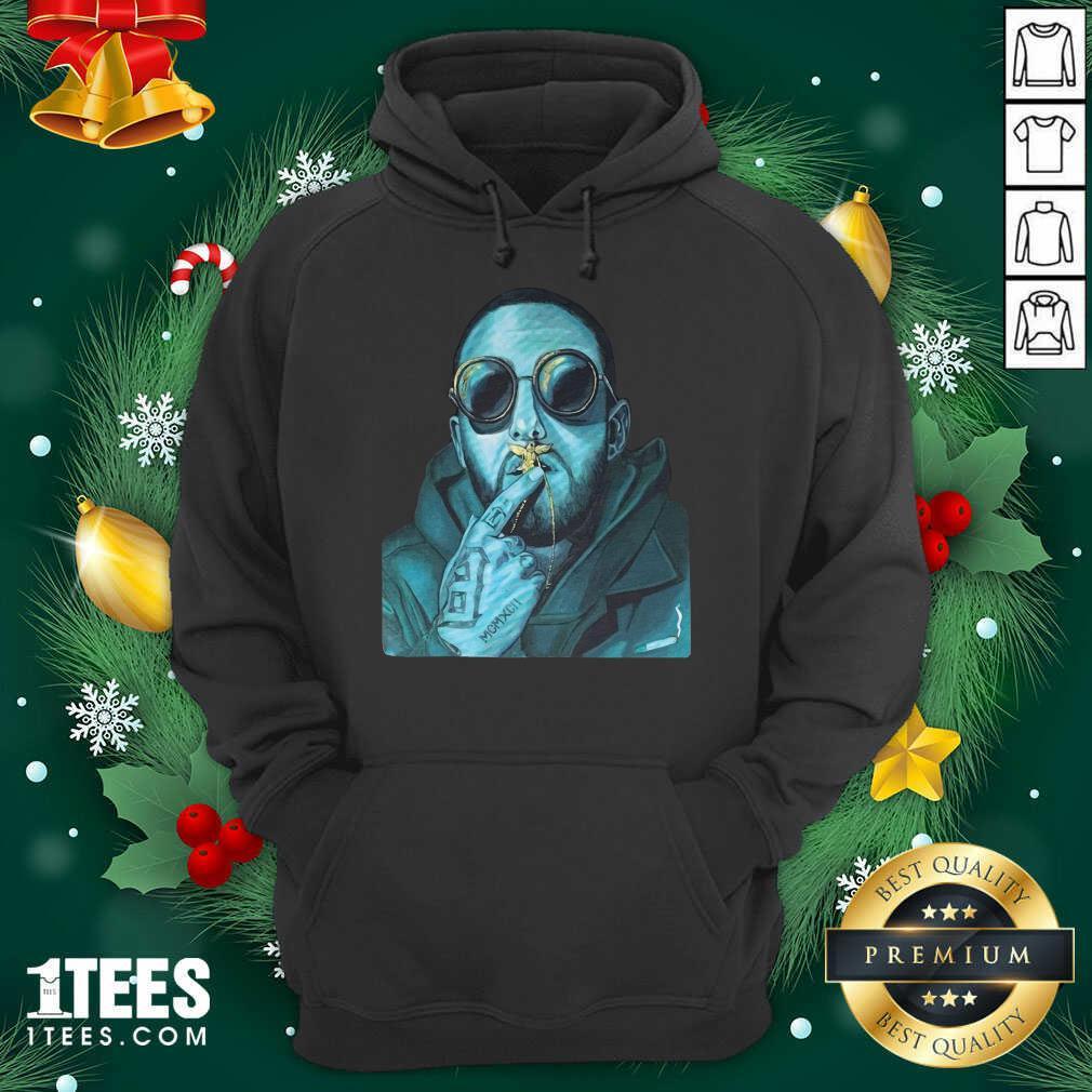 Mac Miller Hoodie- Design By 1tees.com
