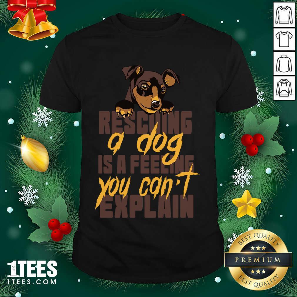Animal Rescue Dog Rescue Shirt- Design By 1Tees.com