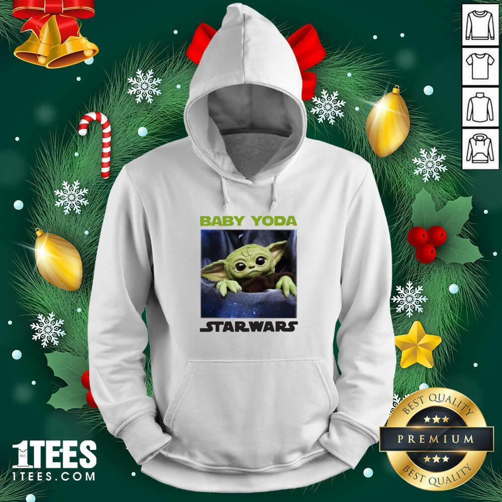 Baby Yoda Star Wars Hoodie- Design By 1Tees.com