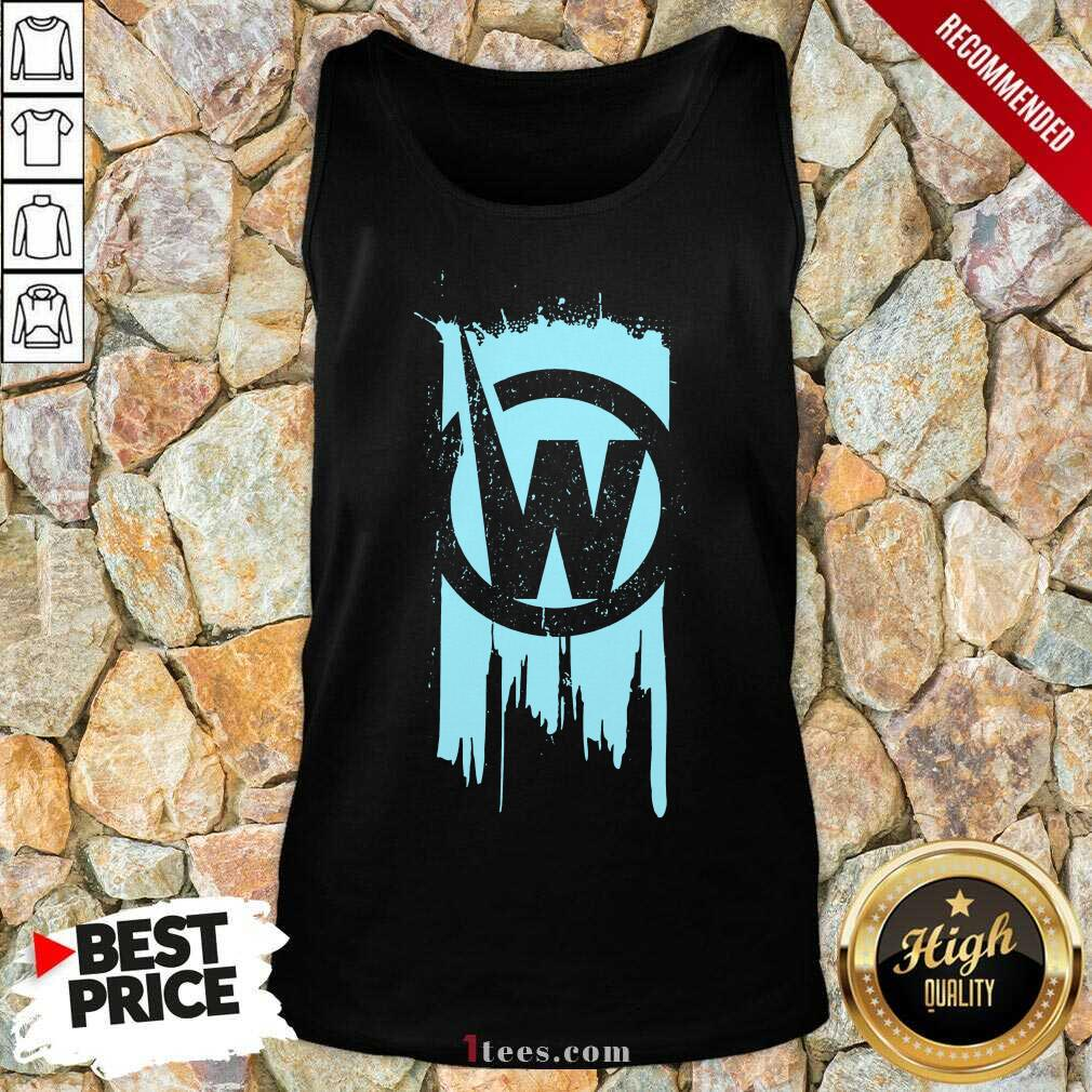 The Way Authentic Wwe Shop Tank Top- Design By 1Tees.com