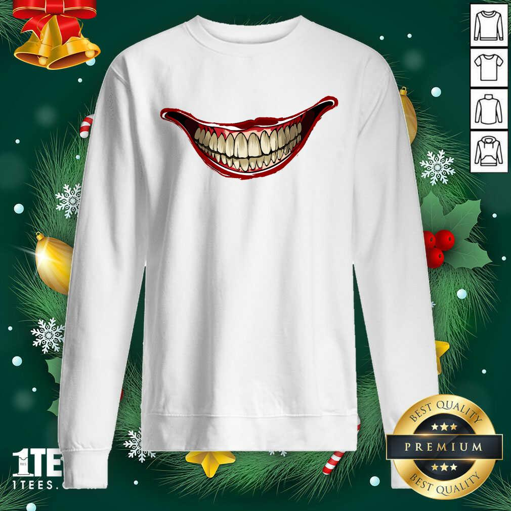 Joker Laugh 2020 Sweatshirt- Design By 1tees.com