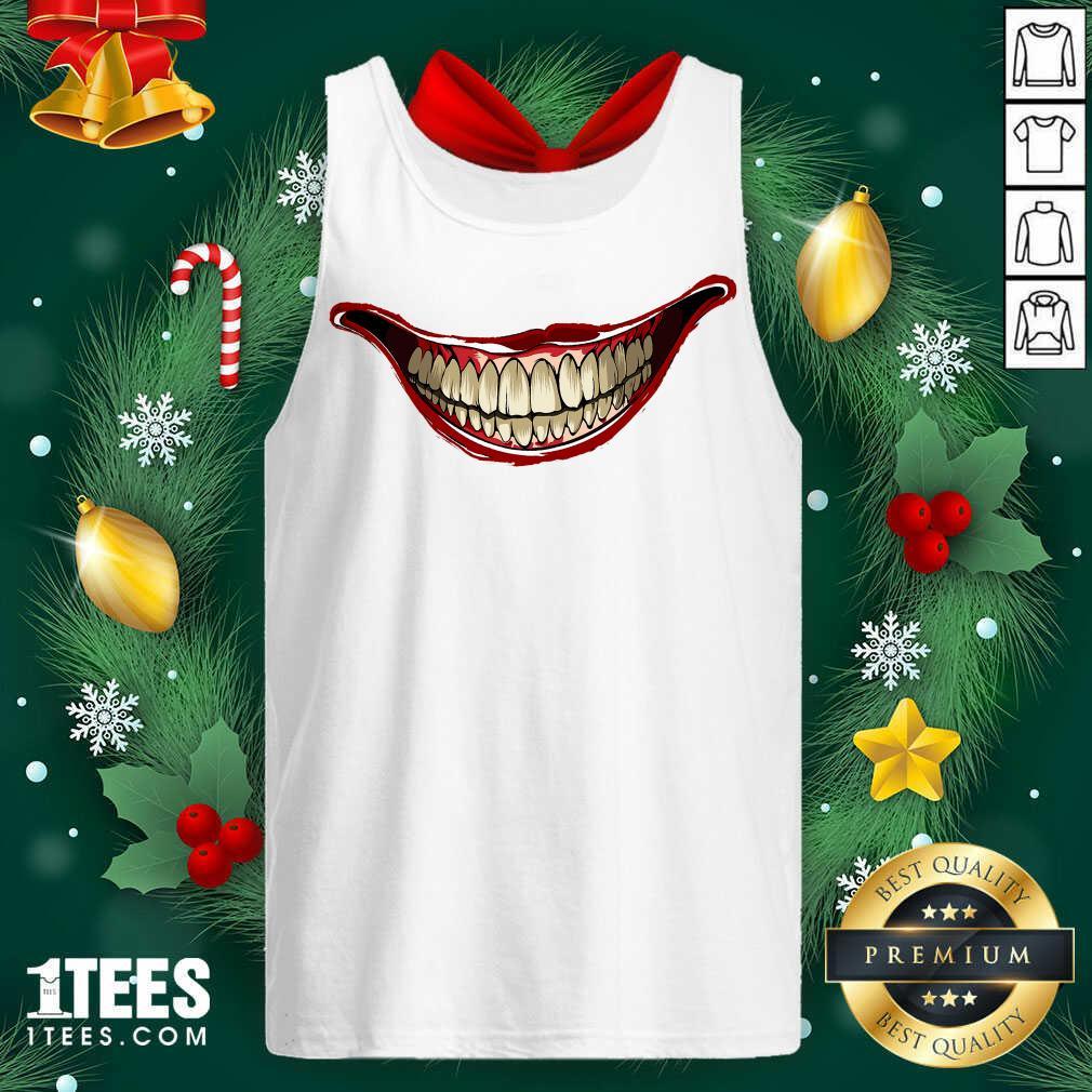 Joker Laugh 2020 Tank Top- Design By 1tees.com