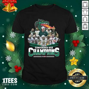 2020 Conference Usa Champions Usa Shirt- Design By 1Tees.com