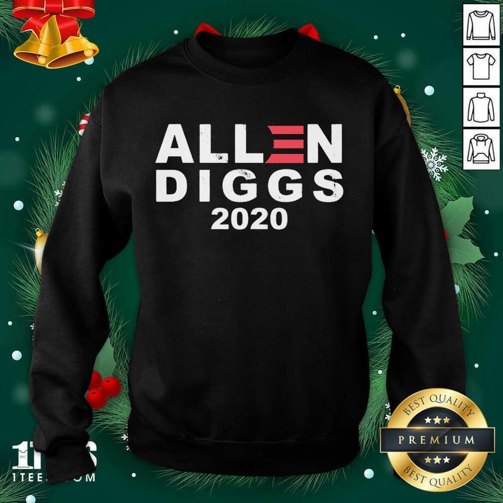 Buffalo Bills Allen Diggs 2020 Sweatshirt- Design By 1Tees.com