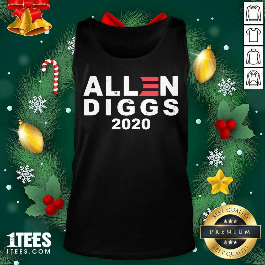 Buffalo Bills Allen Diggs 2020 Tank Top- Design By 1Tees.com