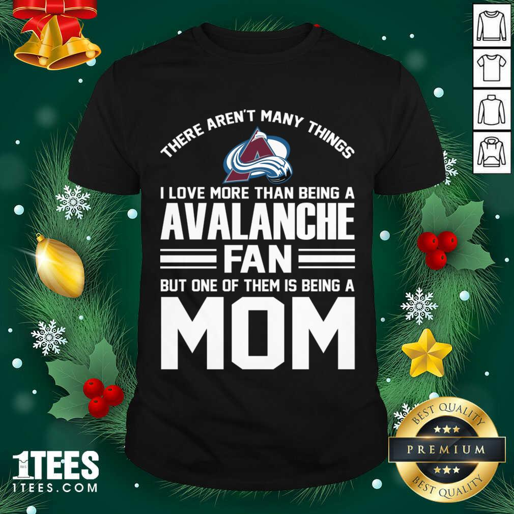 Mother's Day Shirt For Colorado Avalanche Mom Hoodie- Design By 1tees.com