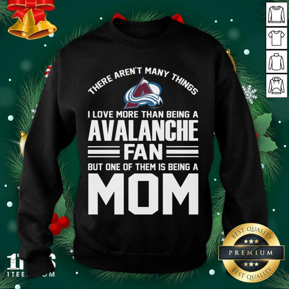Mother's Day Shirt For Colorado Avalanche Mom Sweatshirt- Design By 1tees.com