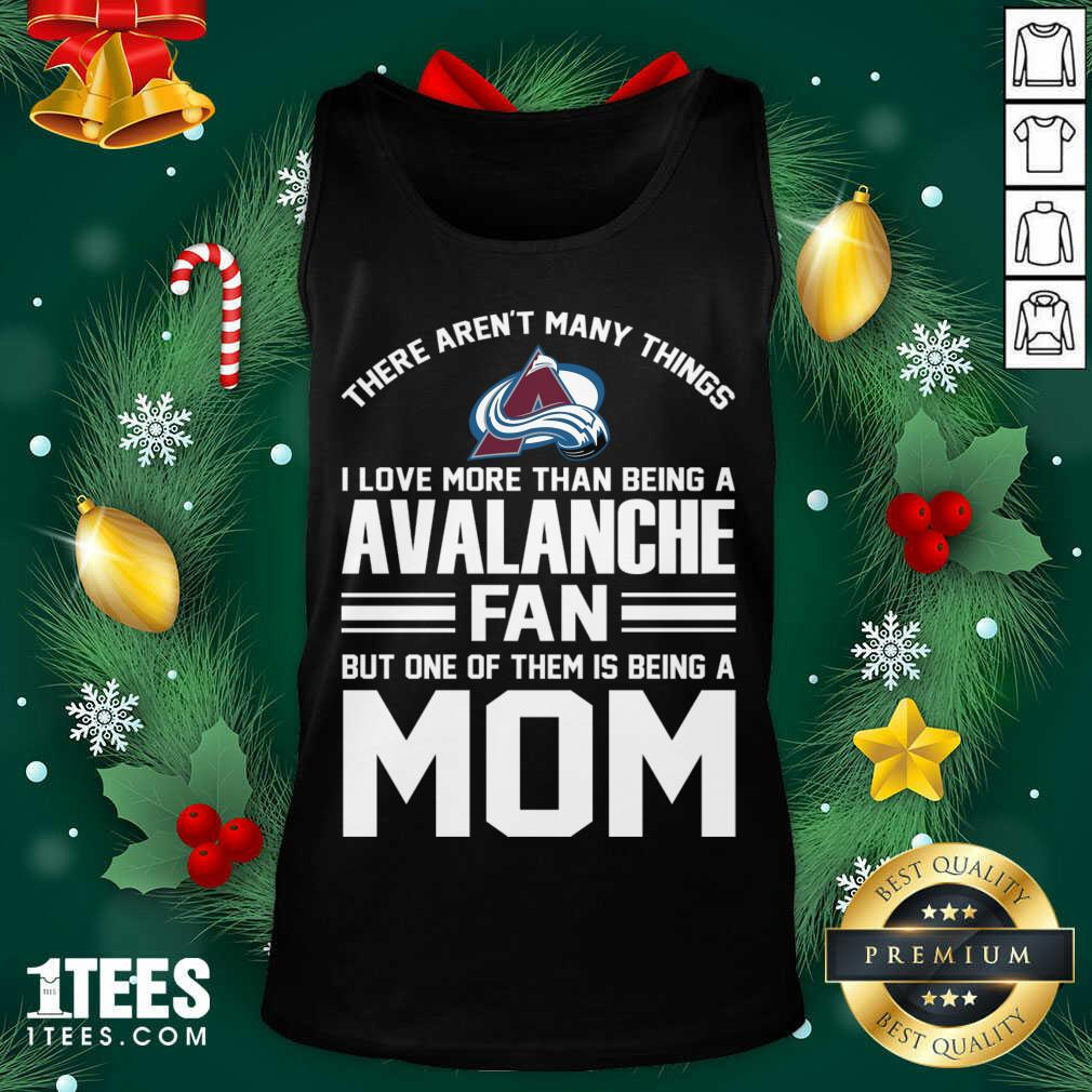 Mother's Day Shirt For Colorado Avalanche Mom Tank Top- Design By 1Tees.com