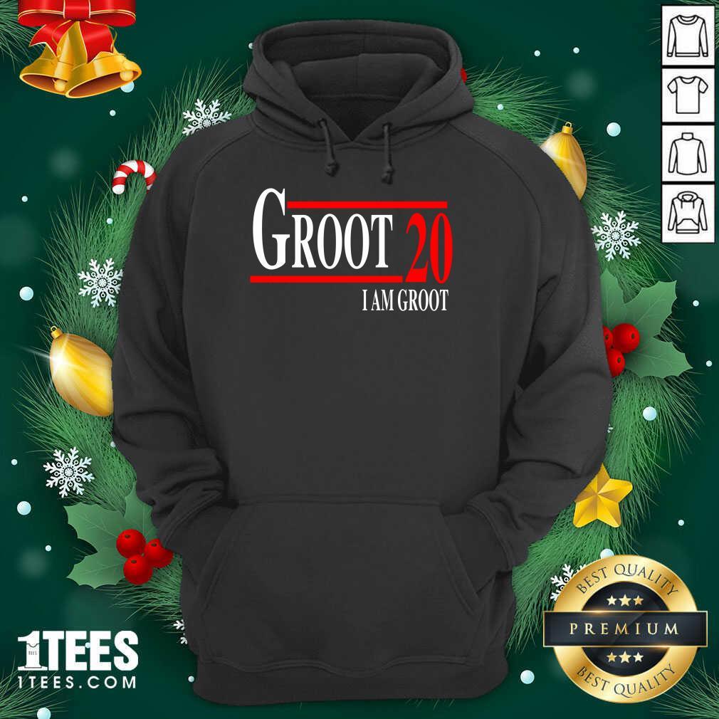Groot 20 I Am Groot 2020 Hoodie- Design By 1Tees.com