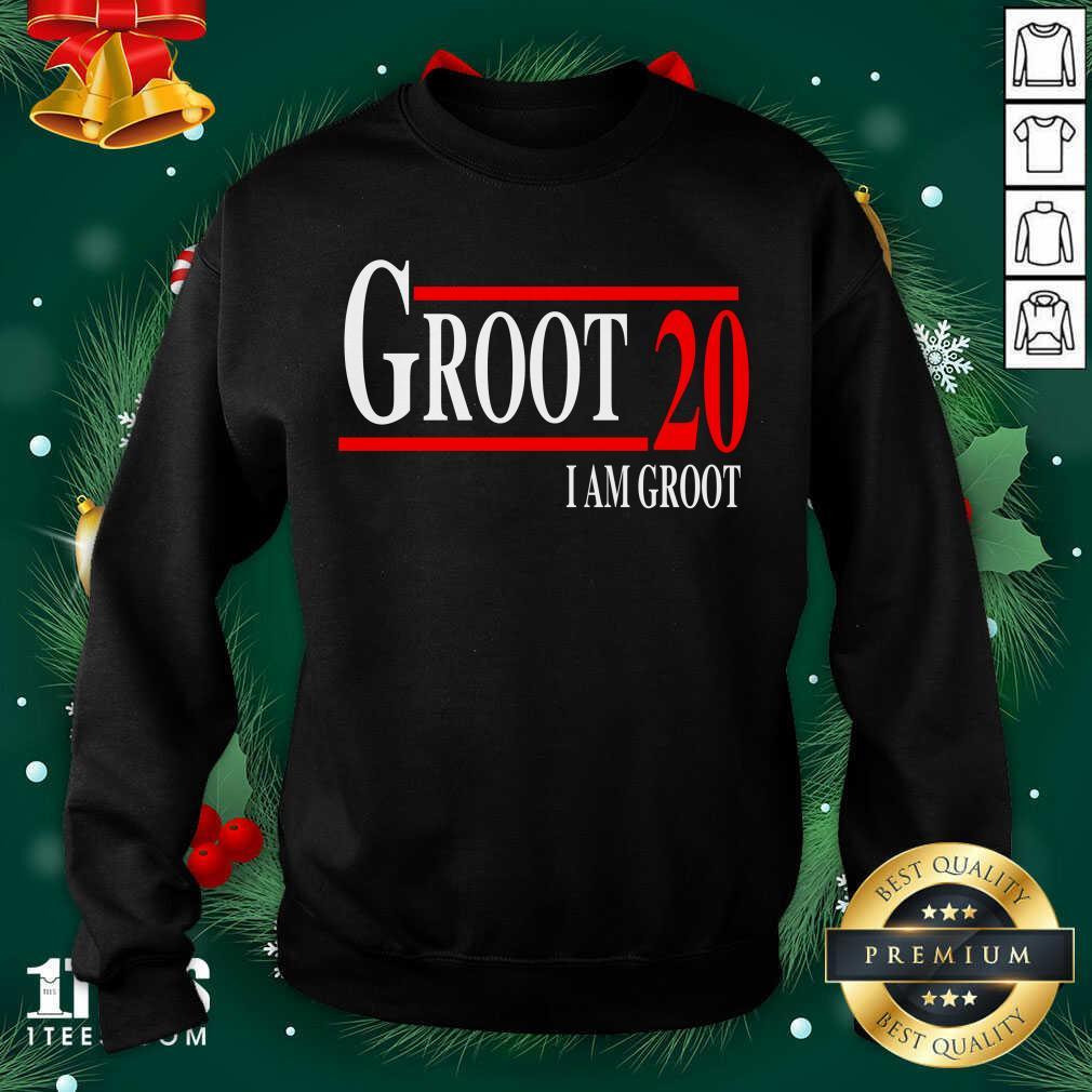 Groot 20 I Am Groot 2020 Sweatshirt Design By 1Tees.com