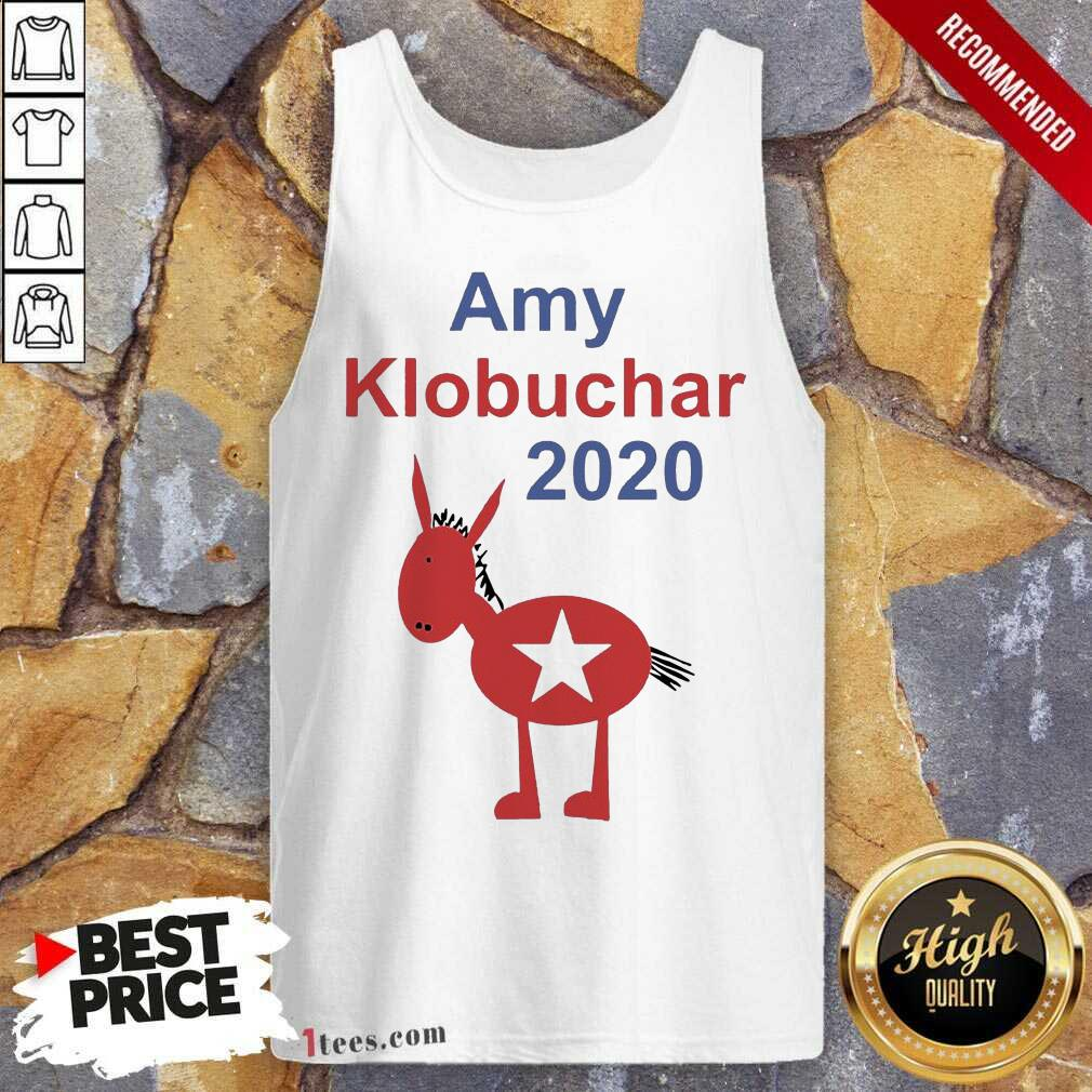 Amy Klobuchar 2021 Tank Top- Design By 1Tees.com