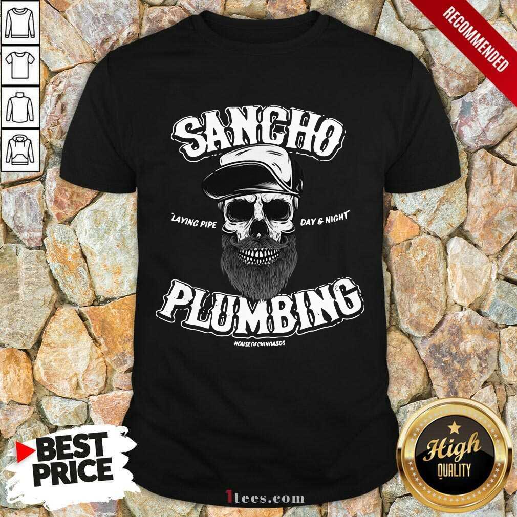 Sancho Plumbing Co Shirt