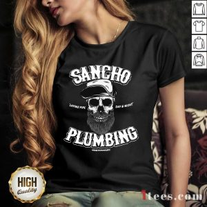 Sancho Plumbing Co V-neck