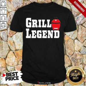Grill Legend BBQ Tee Shirt