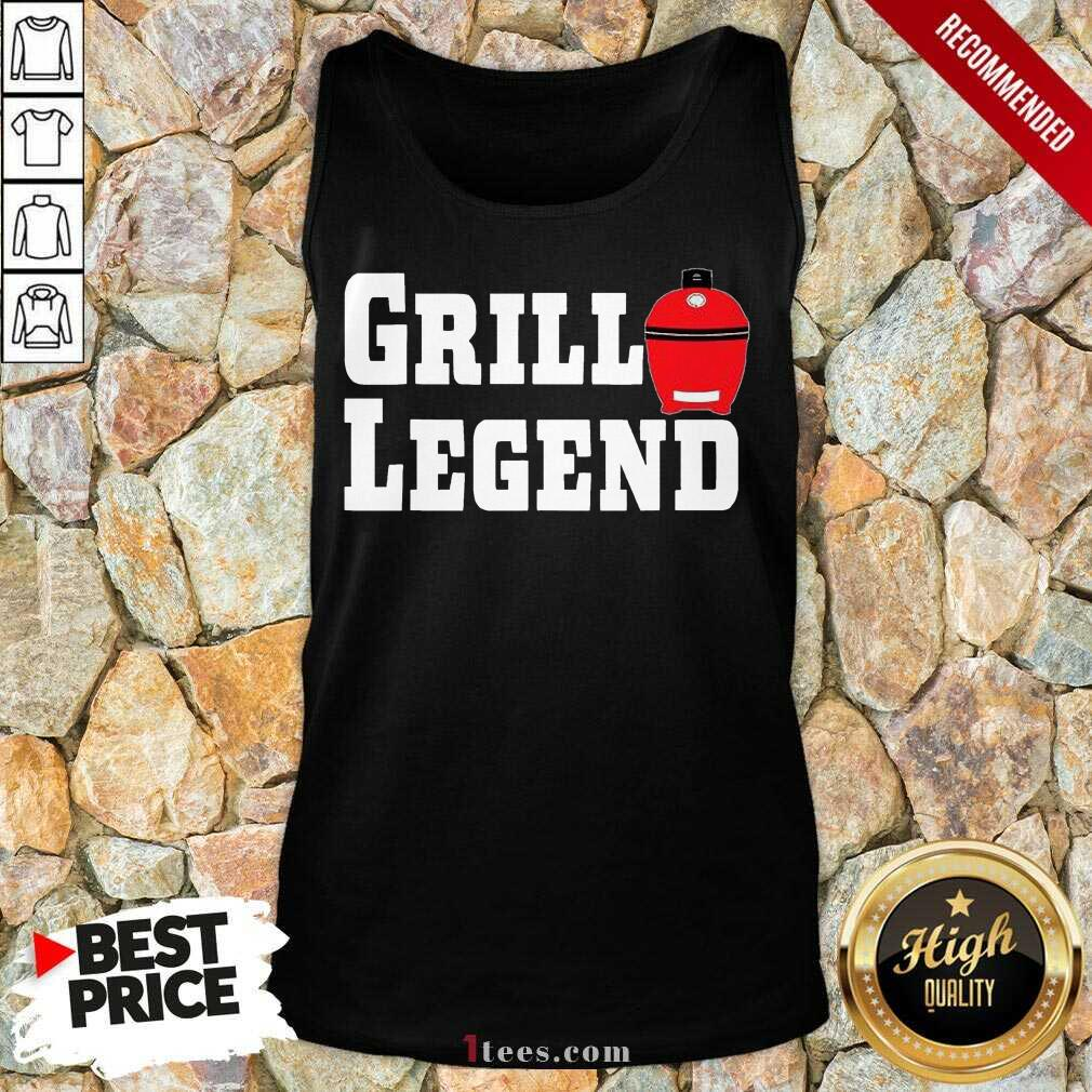 Grill Legend BBQ Tee Tank Top